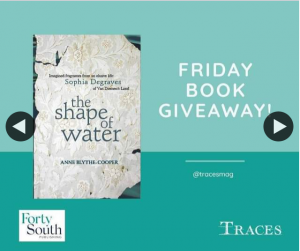 Traces magazine – Win a Copy of The Shape of Water