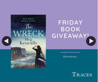 Traces – Win a Copy of The Wreck By Meg Keneally