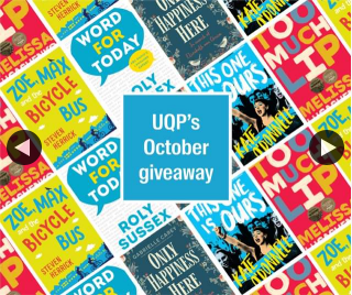 University of Qld Press – Win a New Release Book