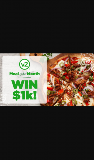 v2 – Win a $1000 Eftpos Gift Card Plus VIP V2 Gift Pack (prize valued at $1,000)