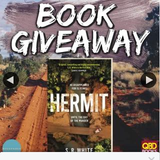 Weekender – Win One of Three Copies of Hermit