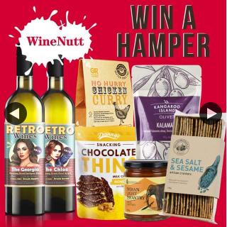 Winenutt – Win a Wine Hamper