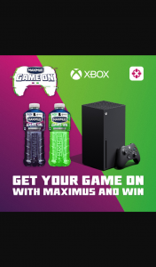 Ziff Davis – Win 1 of 2 Xbox Series X 20 X $100 Gift Card 20 X Maximus Prize Pack [closes 500pm]