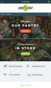 Zone Fresh Windsor – Win a Large Fruit & Veggie Box (prize valued at $100)