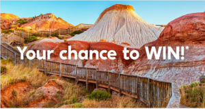 Expedia Australia – Win a major prize of a $5,000 Wotif travel credit OR 1 of 1,000 minor prizes