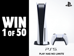 Hungry Jack's – PS5 Giveaway 2020 – Win 1 of 50 Gaming Console PlayStation 5 valued at $749.95