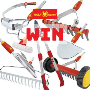 Lawn Solutions Australia – Win a WOLF-Garten Garden Tool prize pack valued at $1,000