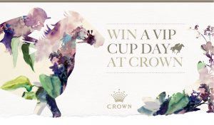 Network 10 – 10play – Crown Perth Race Day – Win a VIP Cup Day at Crown