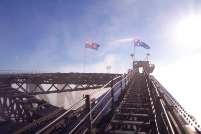 Nova 96.9 – Fitzy & Wippa's Last Man Standing – Win a major prize of 2 Ultimate Bridge Climb tickets OR 1 of 4 minor prizes of 2 Standard Summit Bridge Climb tickets