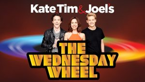 Nova 96.9 – Kate, Tim and Joel's – The Wednesday Wheel – Win 1 of 20 prizes in items or cash amounts