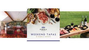 The West Australian – Win a Nikola Estate Tapas and Wine Experience valued at $300