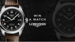 World Tempus – Win a Longines watch valued at CHF 2,100