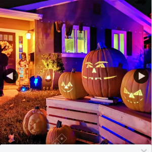 Dominos Pizza – Win Pizzas for Your Street Are You & Your Neighbours Serious About The Getting Into The Spirit of Halloween Season