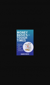 Dymocks Booklover [M-R]/ Money Basics for Tough Times – Win a Money Chat With David Koch Over Skype (prize valued at $600)