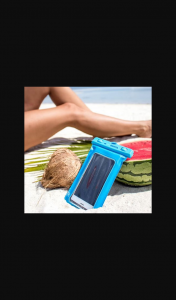 Female – Win One of 3 X SeaquaTicket Waterproof Cases for Your Mobile Phone (prize valued at $165)