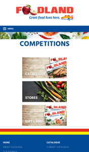 Foodland – Win 1/60 Cheese Board and Knife Sets (prize valued at $1)