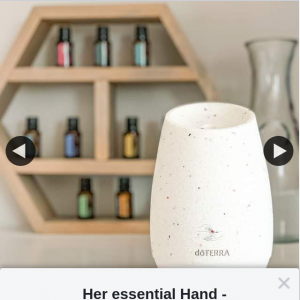Her Essential Hand – Win a Room Diffuser