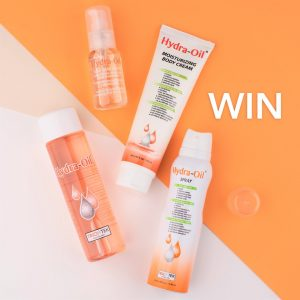 i-glamour – Win a Hydra-Oil Skin Care kit for you and a friend