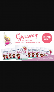 Little Kids Business – Win a Copy of Daniel and The Dummy Fairy Competition
