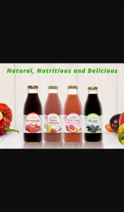 Mouths of Mums – Win a 6 Week Customised Nutrition Program Plus a Juice Pack Thanks to Sunraysia