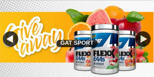 Nutrition Systems – Win a Bottle of The #new Flavours of Gat Sport 𝗙𝗟𝗘𝗫𝗫 𝗘𝗔𝗔𝘀 𝗛𝗬𝗗𝗥𝗔𝗧𝗜𝗢𝗡