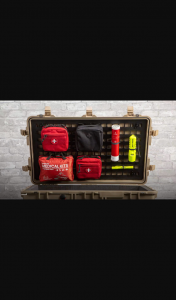 Pelican Store – Win One of Our Brand New Ez-Click Molle Panels – the Ultimate Lid Organiser System