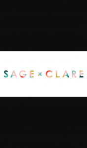 Sage x Clare – Win $600 Worth of Sage X Clare and Rollie Goodies (prize valued at $6,000)