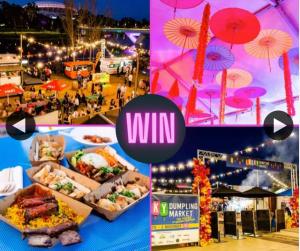 South Aussie With Cosi – Win a $100 Lucky Dumpling Market Voucher
