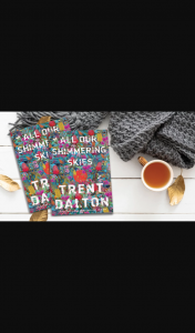 The Australian – Win 1 of 16 Hand Signed Copies By Trent Dalton