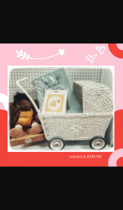 The Play Room x Olli Ella – Win Kids Doll & Pram (prize valued at $289)