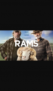 The Senior – Win One of Ten Rams Double Passes