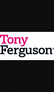Tony Ferguson – Win 1 of 10 $500 Gift Vouhers (prize valued at $5,000)