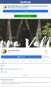 Yarra Valley News – Win Coffee (prize valued at $196)