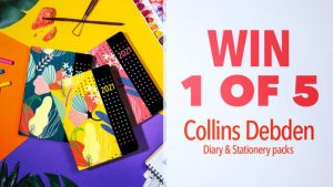 Channel 7 – Sunrise – Win 1 of 5 Collins Debden prizes