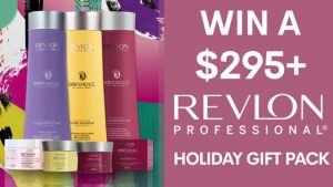 Channel 7 – Sunrise – Win a Revlon Professional prize pack