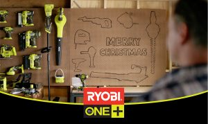 Network Ten – 10 Play – Win 1 of 5 Ryobi gift packs for Xmas