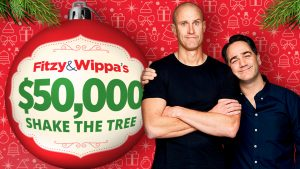 Nova 96.9 – Fitzy & Wippa – Shake The Tree – Win 1 of 15 cash prizes