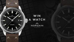 World Tempus – Win a Norqain watch