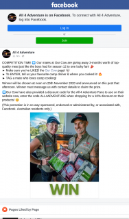All 4 Adventure & Our Cow – Win 3 Months Worth of Meat