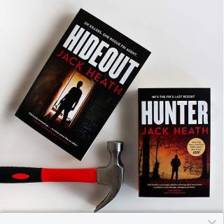 Allen & Unwin Books – Win One of Five Copies of Hunter