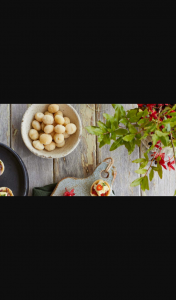 Australian Macadamias 12 Days of Christmas – Competition (prize valued at $69)