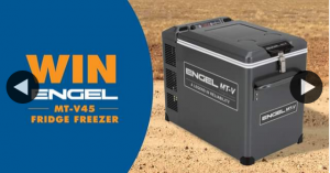 BCF – Win an Engel Mt V45f Fridge (prize valued at $1,439)