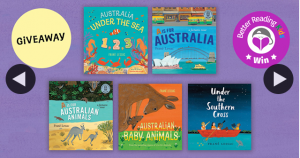 Better Reading Kids – Win a Gift Pack Containing Five Exquisite Picture Books By Frane Lessac