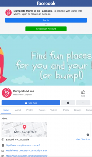Bump into Mums Christmas giveawway – Simply #like Any of Our (prize valued at $89.85)