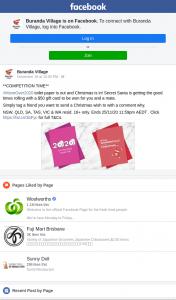 Buranda Village – Win a $50 Centre Gift Card