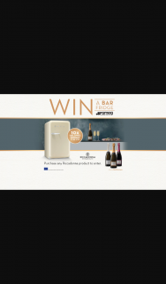 Cellarbrations | SHOPMYLOCAL – Participating Bottleshops buy an eligible Riccadonna product Enter to – Win The Prize (winner) (prize valued at $1,690)