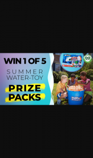 Channel 7 – Sunrise – Win a Toy Prize Pack Including Self-Tying Bunch O Balloons and Two X-Shot Fast-Fill Water Blasters