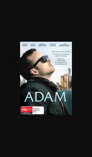 Channel Ten – Win One of 5 X Adam DVDs (prize valued at $1)