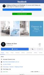 Chateau de Glass – Win a Windmill