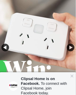 Clipsal Home – Win $500 Worth of Clipsal Wiser Iconic Connected Switches & Sockets